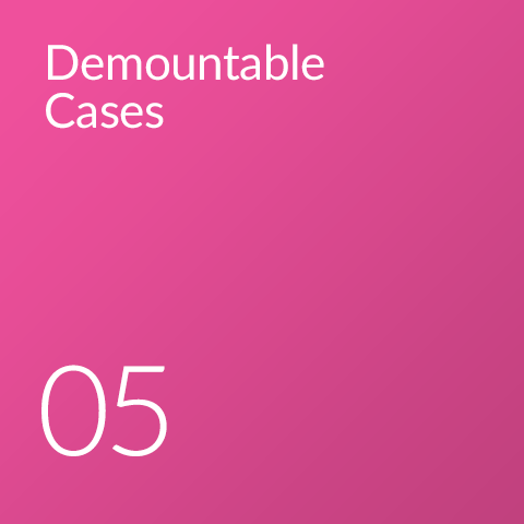 Demountable Cases