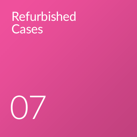 Refurbished Cases
