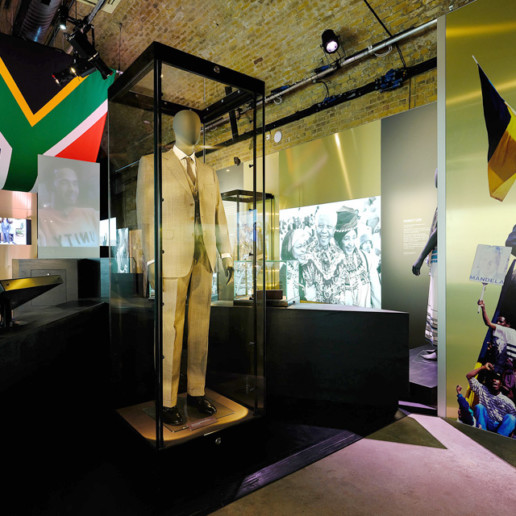 Nelson Mandela, The Official Exhibition